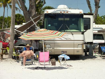 Fort Myers Beach RV Parks/Campgrounds